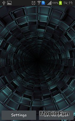 Tunnel 3D by Amax lwps (Тоннель 3D)