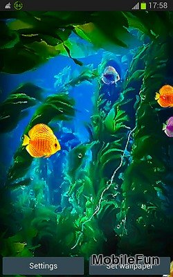 Aquarium 3D by Pups apps (Аквариум 3D)