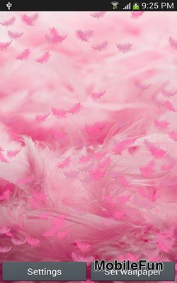 Pink Feather (Розовое перо)