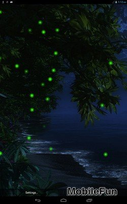 Firefly Forest (Лесной светлячок)